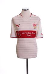 2013-14 Stuttgart Home Shirt XXL