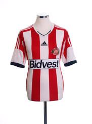 2013-14 Sunderland Home Shirt *Mint* M
