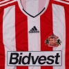 2013-14 Sunderland Home Shirt L/S *BNIB* XL