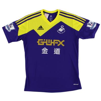 2013-14 Swansea City Away Shirt XL.Boys