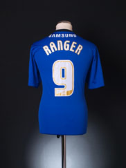 2013-14 Swindon Town Away Shirt Ranger #9 L