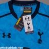 2013-14 Tottenham Away Shirt *BNIB*