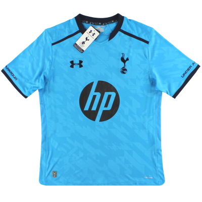 2013-14 Tottenham Under Armour Away Shirt *BNIB* L