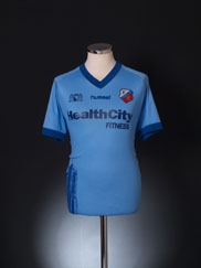 2013-14 Utrecht Away Shirt L