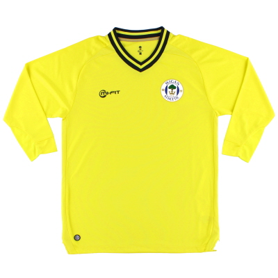 2013-14 Wigan Athletic Goalkeeper Shirt