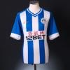 2013-14 Wigan Home Shirt Holt #9 L
