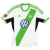 2013-14 Wolfsburg Home Shirt L.Gustavo #22 S