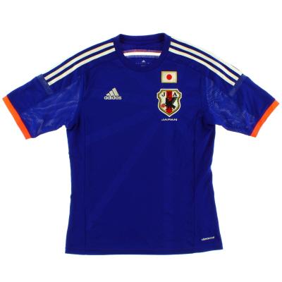 2013-15 Japan Home Shirt S