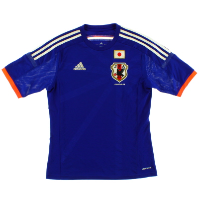 2013-15 Japan Home Shirt XS