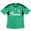 2013-15 Schalke Third Shirt Draxler #10 M