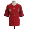 2013-15 Spain Home Shirt Torres #9 *Mint* L
