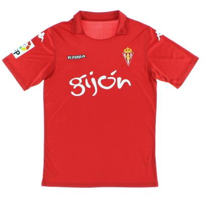 2013-16 Sporting Gijon Away Shirt
