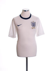 2013 England '150th Anniversary' Home Shirt M
