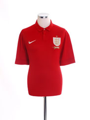 2013 England Away Shirt XL