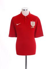 2013 England Away Shirt S