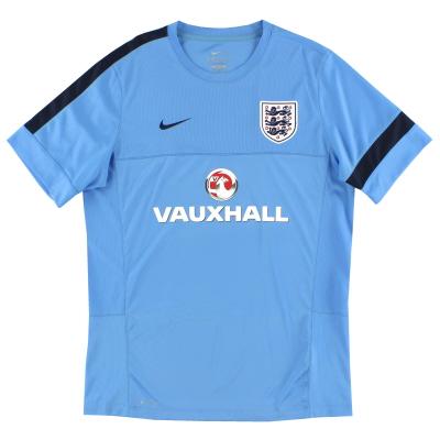 2013 England Nike Training Shirt L