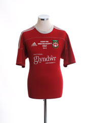 2013 Wrexham 'FA Trophy Final' Home Shirt M