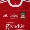 2013 Wrexham 'FA Trophy Final' Home Shirt M