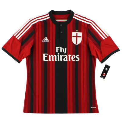 2014-15 AC Milan Home Shirt *BNIB*