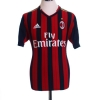 2014-15 AC Milan Home Shirt Destro #9 L