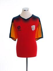 2014-15 Adelaide United A-League T-Shirt XL