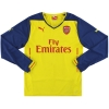 2014-15 Arsenal Puma Away Shirt Ramsey #16 L/S M