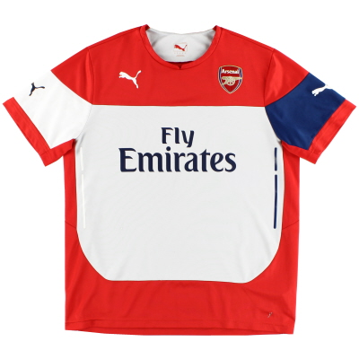2014-15 Arsenal Puma Training Shirt XL
