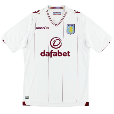 2014-15 Aston Villa Away Shirt
