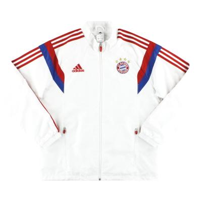 2014-15 Bayern Munich adidas Track Top *Mint* L