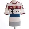 2014-15 Bayern Munich Away Shirt Lewandowski #9 M