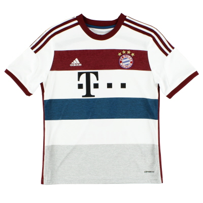 2014-15 Bayern Munich Away Shirt *Mint* XXXL