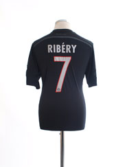 2014-15 Bayern Munich European Third Shirt Ribery #7 M