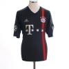 2014-15 Bayern Munich European Third Shirt Ribery #7 M