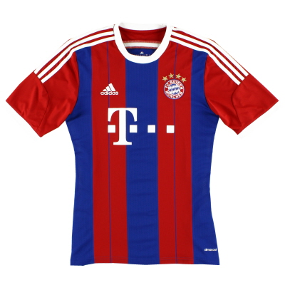 2014-15 Bayern Munich Home Shirt Y