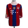 2014-15 Bayern Munich Home Shirt Thiago #6 S