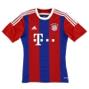 2014-15 Bayern Munich Home Shirt Muller #25 M