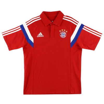 2014-15 Bayern Munich Polo Shirt M