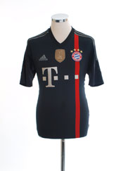 2014-15 Bayern Munich Third Shirt S