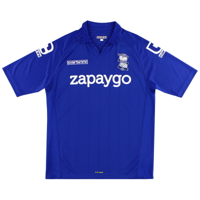 2014-15 Birmingham Carbrini Home Shirt *Mint* L