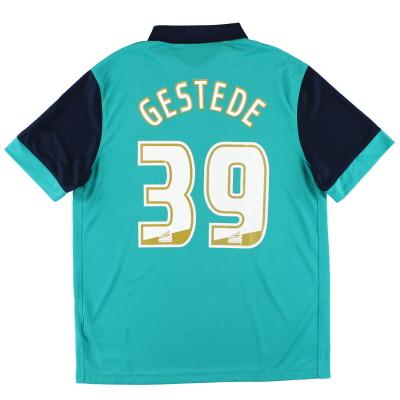 2014-15 Blackburn Nike Away Shirt Gestede #39 L