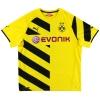 2014-15 Borussia Dortmund Home Shirt Hummels #15 XL