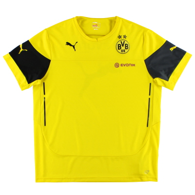 2014-15 Borussia Dortmund Training Shirt XL