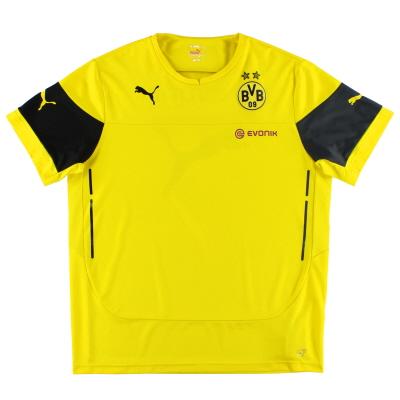 2014-15 Borussia Dortmund Training Shirt XL