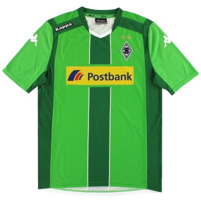 2014-15 Borussia Monchengladbach Kappa Away Shirt *Mint* M