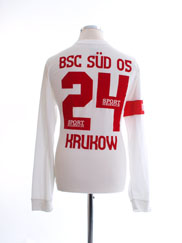 2014-15 Brandenburger SC Sud 05 Away Shirt Krukow #24 L/S L