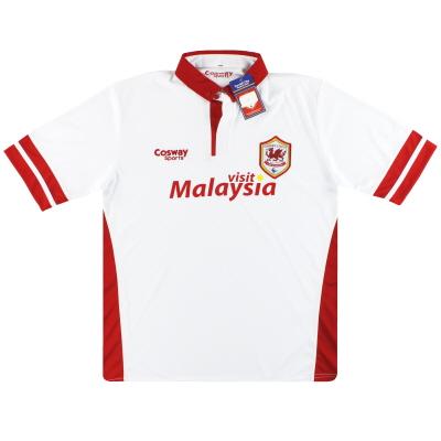 2014-15 Cardiff City Third Shirt *BNIB*