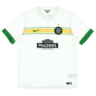 2014-15 Celtic Third Shirt L