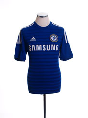 2014-15 Chelsea Home Shirt *Mint* Y