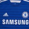 2014-15 Chelsea adizero Home Shirt Diego Costa #19 L/S *Mint* L