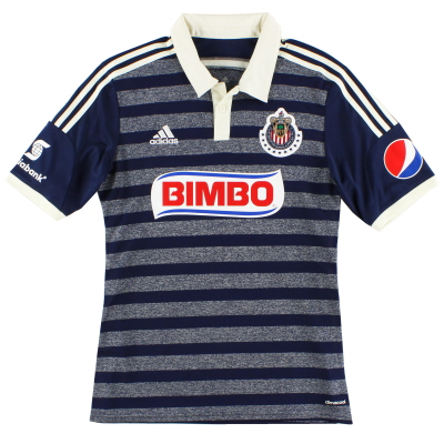 2014-15 Chivas Guadalajara Away Shirt M